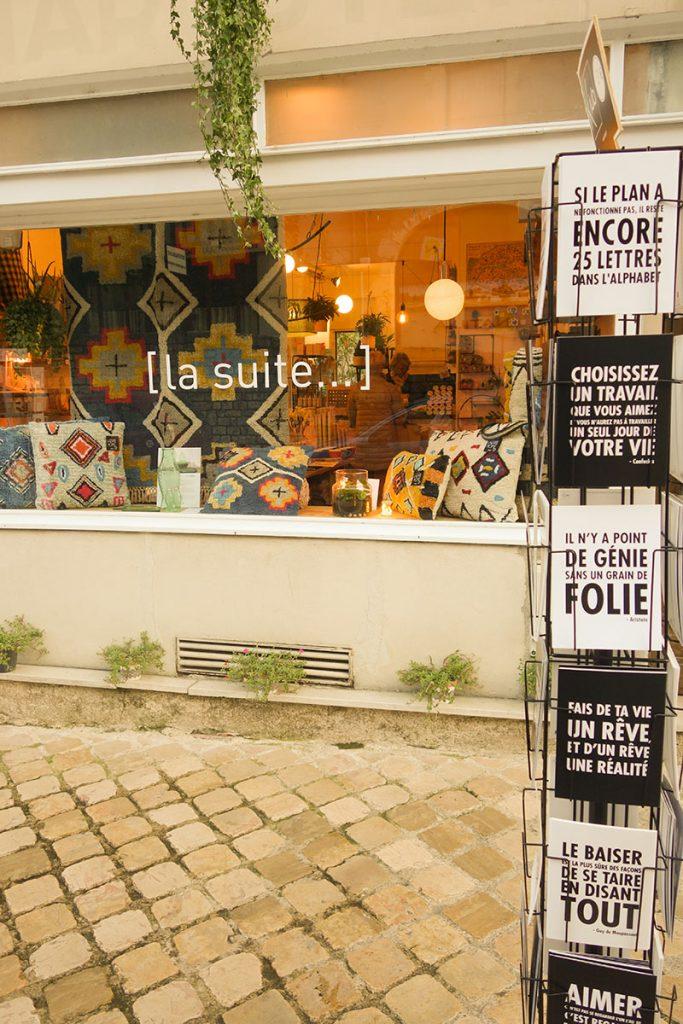 Boutique déco [la suite…] à Blois