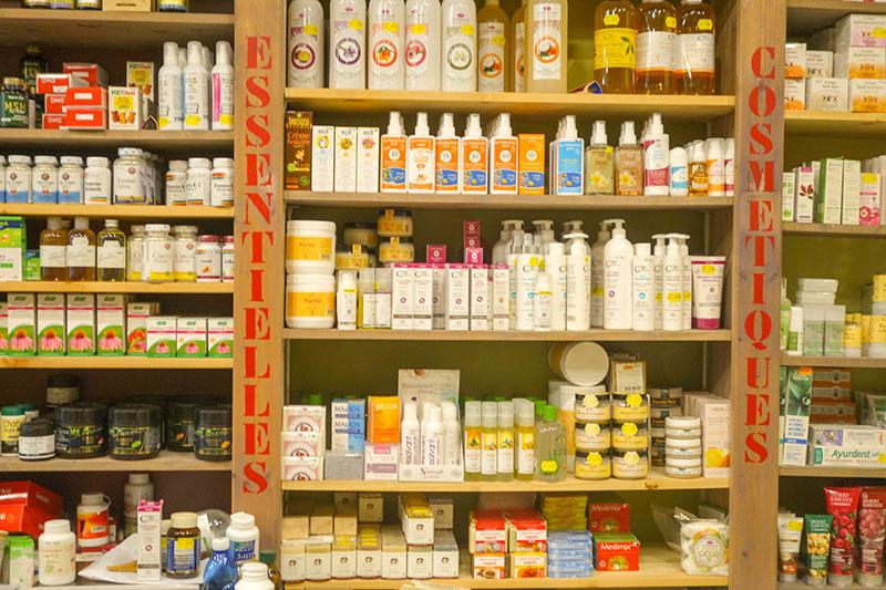 Magasin bio Blois Nature : cosmétiques et huiles essentielles