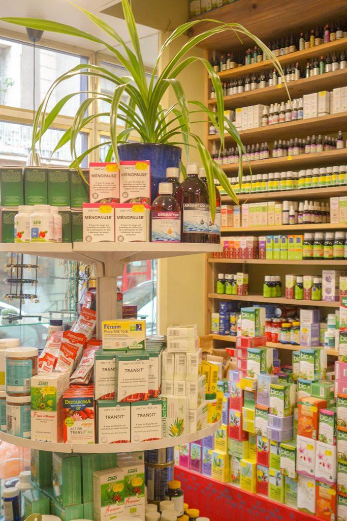 Magasin bio Blois Nature : compléments alimentaires