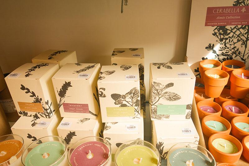 Bougies bio boutique [la suite…] à Blois