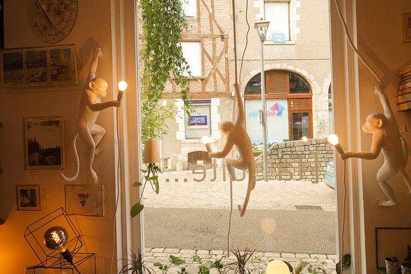 Objets déco luminaires boutique [la suite…] à Blois