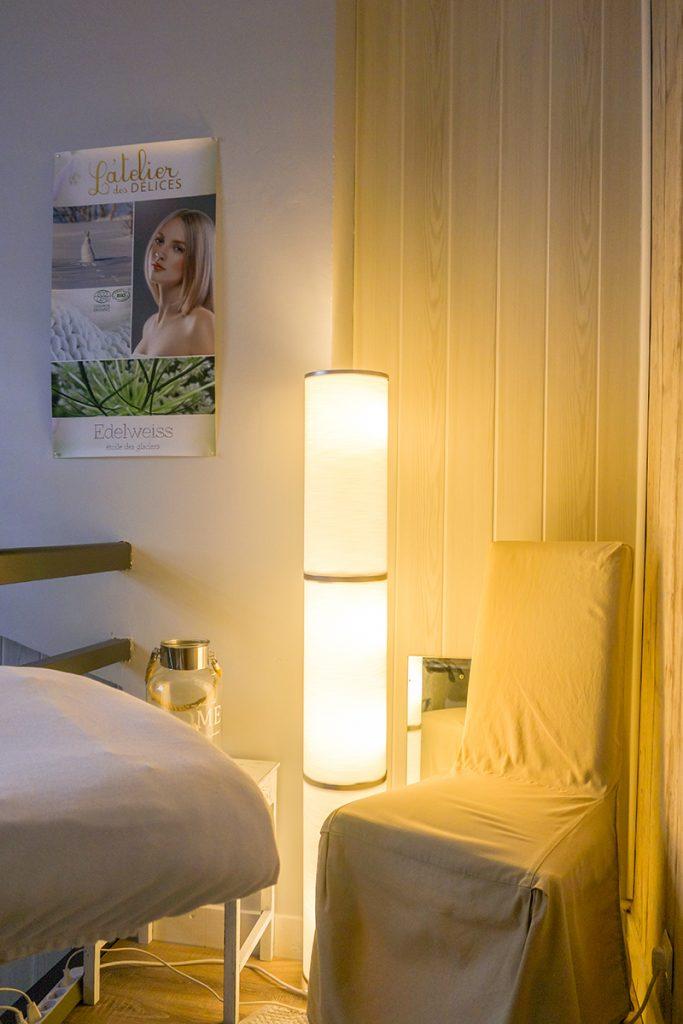 Institut de beauté Kpilia à Blois : épilations et massages zen